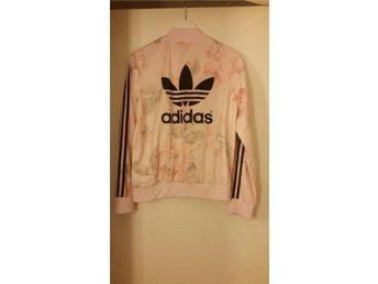Ny adidas originals jacka 38 rosa blommig dragkedja tracksuit - Stockholm - Ny adidas originals jacka 38 rosa blommig dragkedja tracksuit - Stockholm