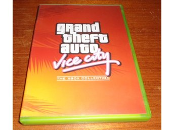 GTA Vice City / Grand Theft Auto Vice City - Xbox