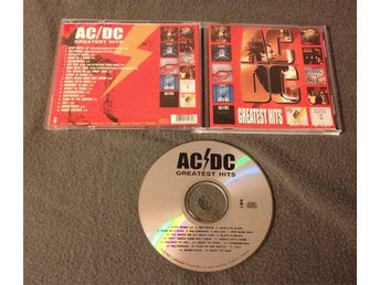 AC/DC - Greatest Hits (THAILAND-PRESS, 2001)