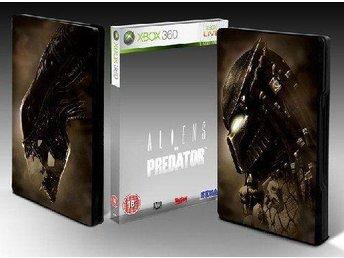 Aliens vs Predator (AVP) Steelbook Survivor Edition FOR COLLECTORS KOMPLETT - Halmstad - Aliens vs Predator (AVP) Steelbook Survivor Edition FOR COLLECTORS KOMPLETT - Halmstad