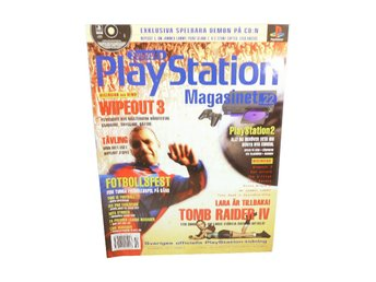 Svenska Playstation Magasinet Nr 20