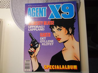 Agent X9  1991 Fint Skick FN