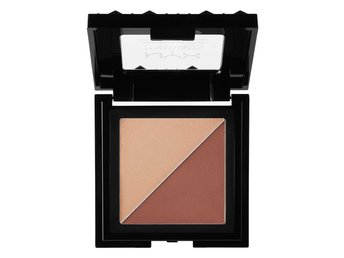NYX PROF. MAKEUP Cheek Contour Duo Palette Ginger & Pepper