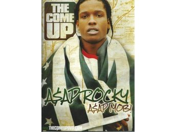 Asap Rocky: Asap Mob / The Come Up (DVD + CD)