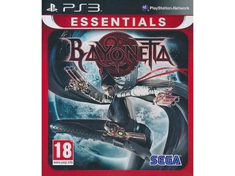 Bayonetta Essentials (PS3)