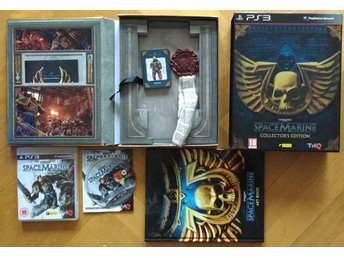 PlayStation 3/PS3: Warhammer Space Marines Collector's Edition