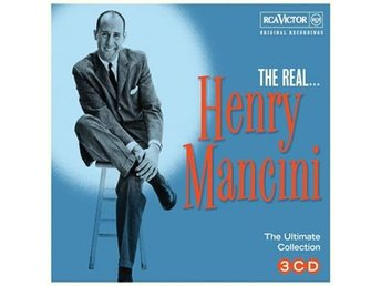 Mancini Henry: The real... 1959-91 (Digi) (3 CD)