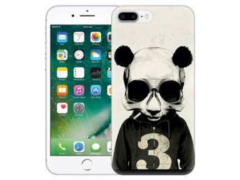 iPhone 7 Plus Skal Cool Panda