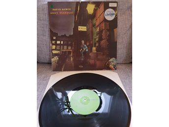 David Bowie - The Rise and fall of Ziggy Stardust..  LP