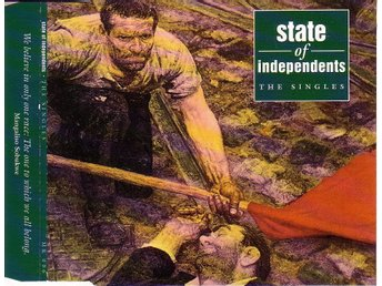 State Of Independents-The singles / 5-låtars mini-CD