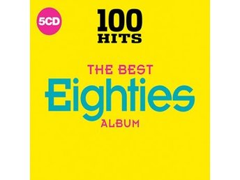 100 Hits / The Best Eighties Album (Digi) (5 CD)