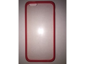 iPhone 6 / 6S Case Ultra Hybrid - Red