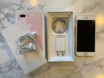 iPhone 7 Plus Rosé Gold 128 GB