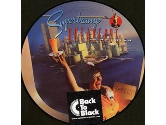 Supertramp: Breakfast in America (Picturedisc) (Vinyl LP)