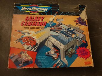 Micro machines space, Galoob