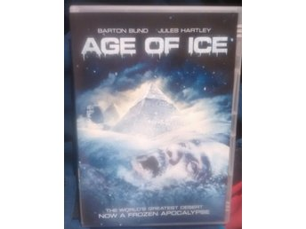 DVD Age of ice