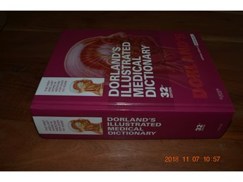 Prehospital Dorland's Illustrated Medical Dictionary, 32nd Edition foliant 4 kg