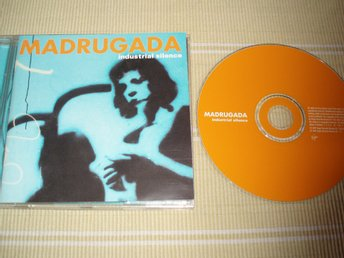 Madrugada ‎– Industrial Silence,Virgin ‎– 7243 8 48181 2 8, Made Norway 1999