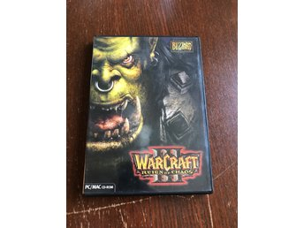 PC/Mac WarCraft 3- Reign of chaos