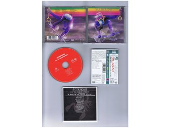 SCORPIONS-Fly to the rainbow(Klassisk Hannover hardrock group!)JAP CD