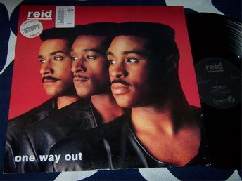 "REID - ONE WAY OUT 12"" 1988"