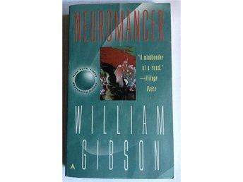 William Gibson- Neuromancer- välgörenhet- hemlösa katter - Solna - William Gibson- Neuromancer- välgörenhet- hemlösa katter - Solna