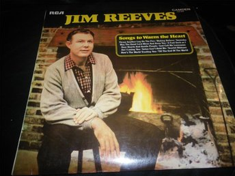 jim reeves songs from the heart lp