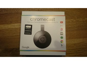 Chromecast 2 generationen