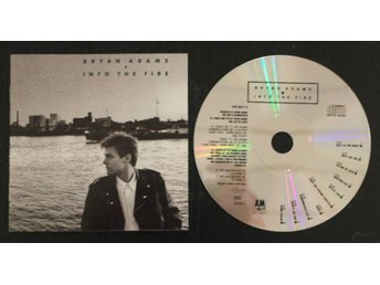 CD / BRYAN ADAMS - Into The Fire