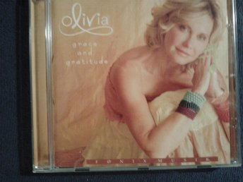 Olivia Newton-John Grace and gratiude CD