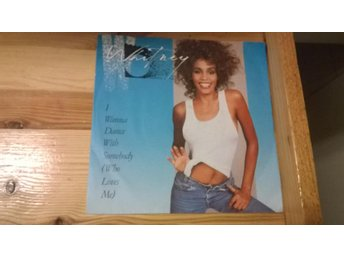 Whitney Houston - I Wanna Dance With Somebody (Who Loves Me), EP