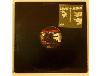 "12""SINGEL. CAPONE -N- NOREAGA - CLOSER."