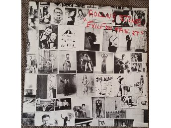 Rolling Stones - Exile On Main St., LP