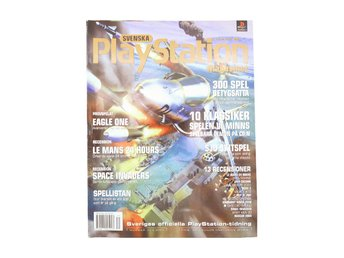 Svenska Playstation Magasinet Nr 25