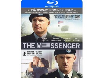 The messenger (Blu-ray) Ord Pris 99 kr SALE