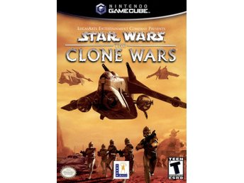 Star wars clone wars game cube