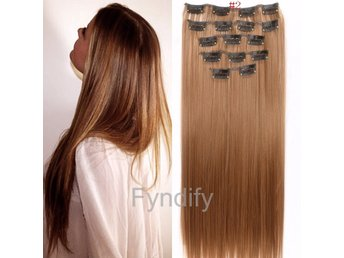 60cm Hair Extensions #2 Clip In Hair Extentions