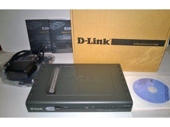 ROUTER D-LINK DFL-260 NY SKICK