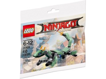 30428 - Ninjago Green Ninja Mech Dragon Polybag