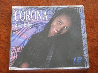 Corona - Baby Baby CD Single (6 Tracks)