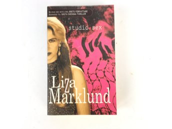 Studio sex Liza Marklund ISBN 9197359734