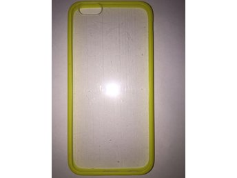 iPhone 6 / 6S Case Ultra Hybrid - Yellow