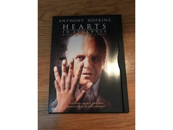 HEARTS IN ATLANTIS (2001) – Stephen King (Anthony Hopkins)