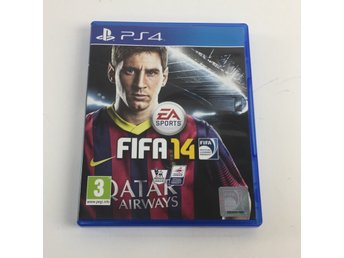 EA sports, Videospel, Fifa 14, PS 4