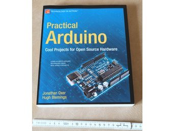 Practical Arduino - cool project for open source hardware, bok, Jonathan Oxer