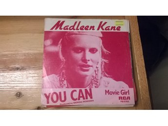 Madleen Kane - You Can, EP