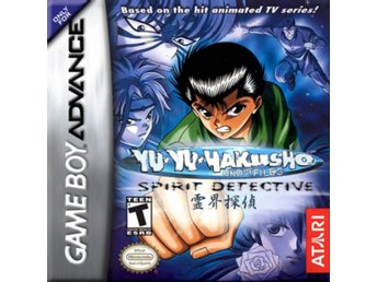 Yu Yu Yakusho Ghost Files. Spirit Detective - Gameboy Advance