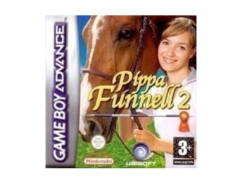 Pippa Funnel 2 - Gameboy Advance