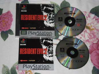 PlayStation/PS1: Resident Evil 2