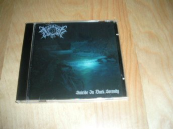 XASTHUR-Suicide in Dark Serenity [CD] 2003/2004/2007 Ny! Suicidal Black Metal